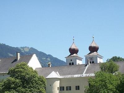 Millstatt Abbey, Carinthia, Austria