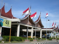 Minangkabau Aeropuerto Internacional