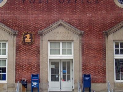 Mineola Post Office