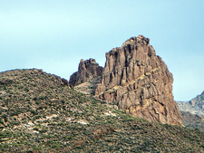 Miner's Needle - Tonto National Forest