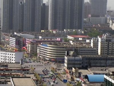 Minzu Road, Qinhuangdao