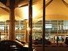 Miri International Airport At Night