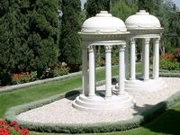 Centro Mundial Bahá'í edificios