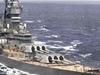 The USS Missouri