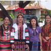 Mizo Women Traditional Dress