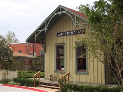 Lancaster\'s Historic MKT