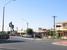 Moama Main Street