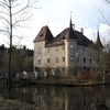 Moated Weyer Castle