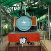 Model Of Train Engine