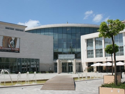 MODEM - Modern And Contemporary Arts Centre, Debrecen