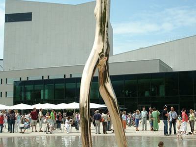 Modern Art In Vorarlberg