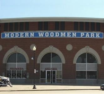 Modern Woodmen Park