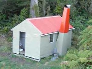 Mokihinui Forks Hut