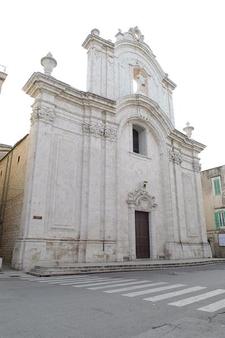 Molfetta Cattedrale Di Santa Maria Assunta