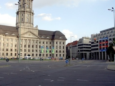 The Molkenmarkt And Altes Stadthaus
