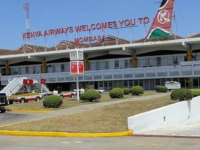 Mombasa Moi International Airport