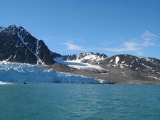Monacobreen Glacier - Spitsbergen