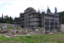 Monasteries Of Daphni