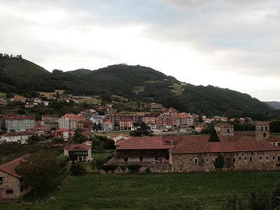 Monasterio De Santa Maria La Real De Obona