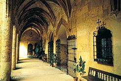 Monastery Of San Jeronimo De Valparaiso