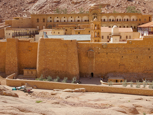 St. Catherine Monastery Photos