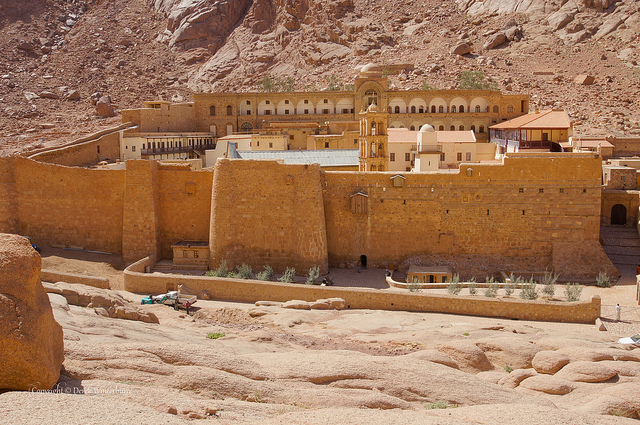 St. Catherine Monastery Photos