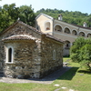 Monastery Studenica And St. Nicholas Church