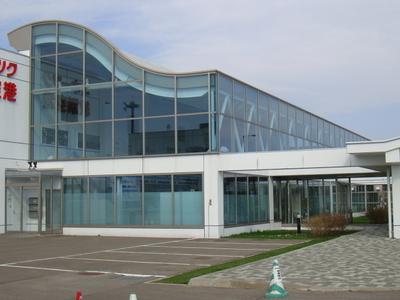 Monbetsu Airport 0 1