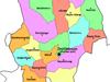 Mongolia  Khentii Sum Map
