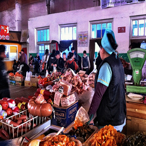 Mongolia Shopping - Naran Tuul Market