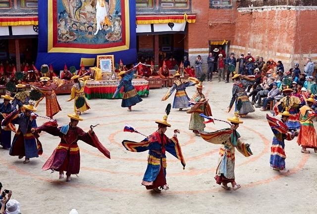 Upper Mustang Tiji Festival Trek - 2019 Photos
