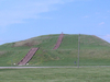 Monks Mound Is The Largest Earthen Structure At Cahokia