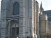 Sainte Waudru Collegiate Church And The Belfry