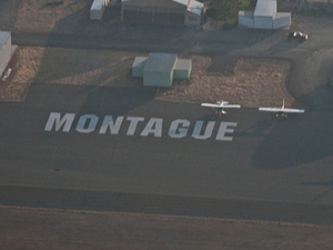 Montague Aeropuerto