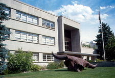 Montana Historical Society - Yellowstone - Montana - USA