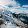Mont Blanc In French Alps