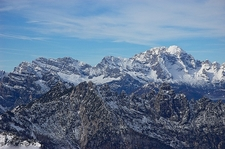 Monte Borga & Erto - Dolomiti - Moiazza E Civetta