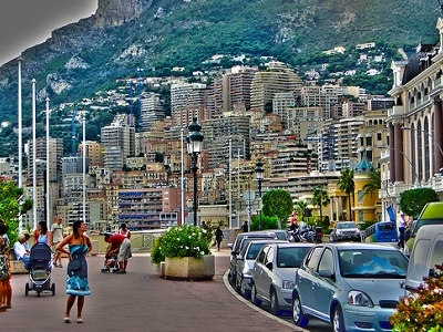 Monte Carlo Street View