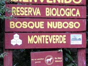 Monteverde Bosque Nuboso