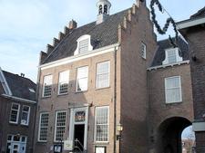 Old Town Hall Of Montfoort