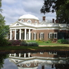 Monticello And Its Reflection