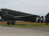 World War 2 Plane In Operation At Mont-joli Airport