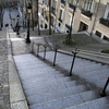 The Stairs Of The Rue Foyatier