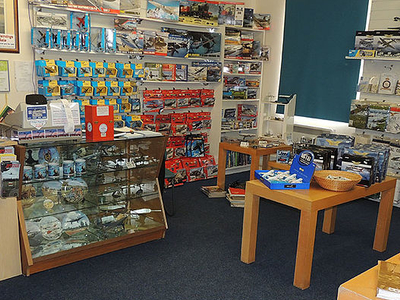 Montrose Air Station Heritage Centre Reception And Shop