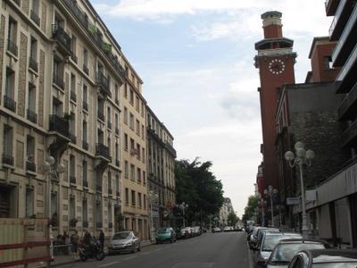 Montrouge  Avenue De La Republique