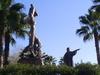 Monument To President Benito Juarez