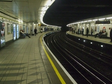 Monument Station Look Clockwise