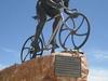 Monumento  Pantani  Cesenatico