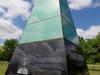 Monument In Black  Gold  Park