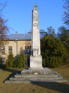 Monument For The Romanian Soldiers - Hajdúböszörmény